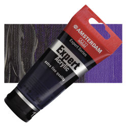 Amsterdam Expert Series Acrylics - Permanent Blue Violet, 75 ml tube