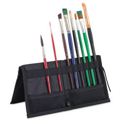 Art Alternatives Brush Wallet (Brushes not included)
