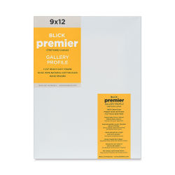 Blick Premier Gallery Profile Cotton Canvas - 9'' x 12''