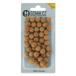 Schulcz Scale Model Foliage Spheres - Cork, 10 mm, Pkg of 50 (front of package)