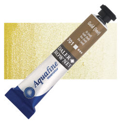 Daler-Rowney Aquafine Watercolors and Sets - Gold (Imit), 8 ml, Tube