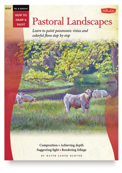 How to Draw and Paint Series: Pastoral Landscapes