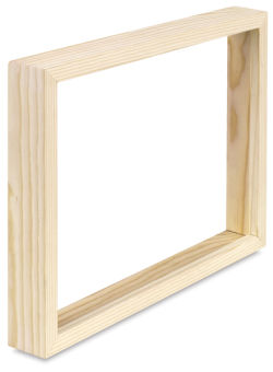 Unfinished Wood Frame