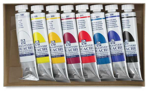 Royal Talens Gouache and Sets