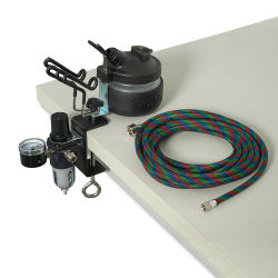 Iwata Ultimate Airbrush Studio Workstation Set