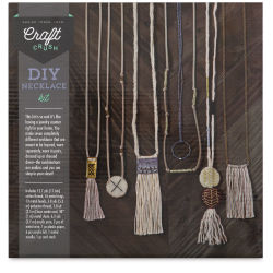 Craft Crush DIY Necklaces Kit