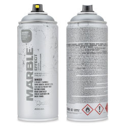 Montana Marble Effect Spray - Silver, 11 oz