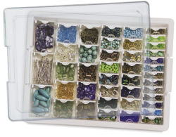Darice Bead Storage Solutions Assorted Bead Storage Tray