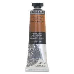 Sennelier Artists' Extra Fine Oil Paint - Indian Yellow Hue, 40 ml tube