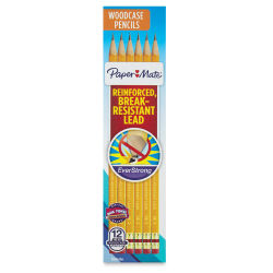 Paper Mate Everstrong Break-Resistant Pencils - Box of 12