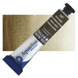 Daler-Rowney Aquafine Watercolors and Sets - Raw Umber, 8 ml, Tube