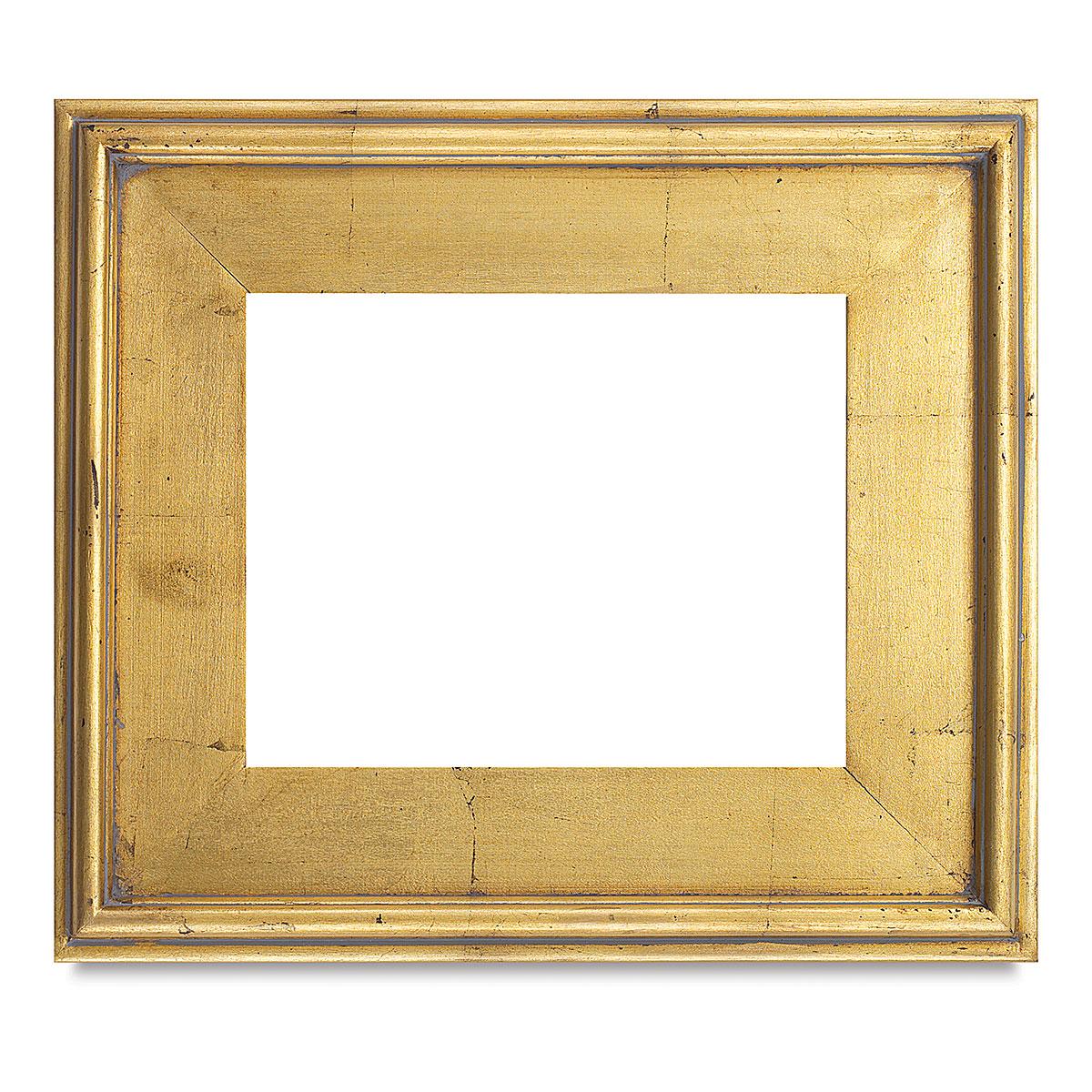 Blick Simplon Frame - 11'' x 14'' x 1/2'', Gold Leaf