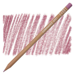 Caran d'Ache Luminance Colored Pencil - Hibiscus Pink