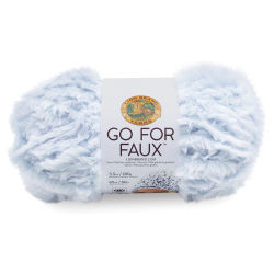 Lion Brand Go For Faux Yarn - Blue Bengal, 64 yds