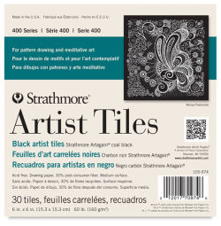 Artist Tile, Pad of 30 Sheets