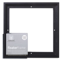 Ampersand FloaterFrames - Black
