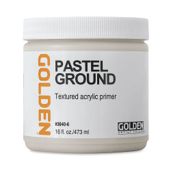 Golden Pastel Ground - 16 oz jar