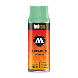 Molotow Belton Spray Paint - 400 ml Can, Calypso Middle