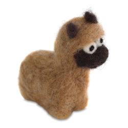 Woolbuddy Needle Felting Kit - Llama Kit