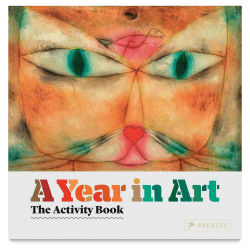 A Year in Art: The Activity Book - Hardcover