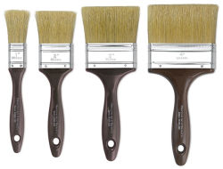 Princeton Natural Bristle Gesso Series 5450 Brushes
