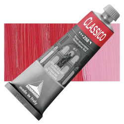 Maimeri Classico Oil Color - Quinacridone Red, 60 ml tube