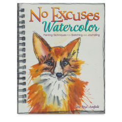 No Excuses Watercolor - Flexibound