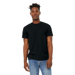 Bella Canvas Unisex T-shirts - Black