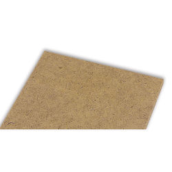 "6"" Square Masonite Bases (Package of 12)"
