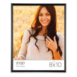 "Nielsen Bainbridge Snap Basics Frame - Black, 8"" x 10"""