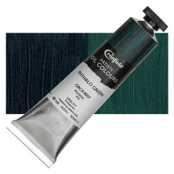 Cranfield Artists' Oils - Phthalo Green, 40 ml, Tube