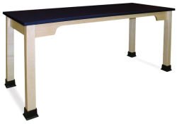 Hann Table, Plastic Top