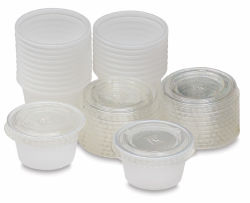 Air-tight Paint Cups, Pkg of 20