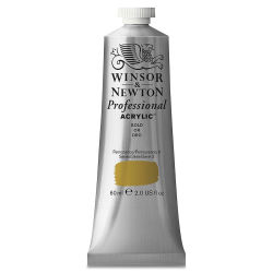 Winsor & Newton Professional Acrylics - Gold, 60 ml tube