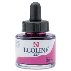 Ecoline Liquid Watercolor with Dropper - Magenta, 30 ml jar