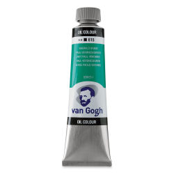 Van Gogh Oil Color - Emerald Green, 40 ml tube