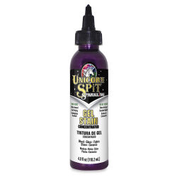 Unicorn Spit Gel Stain - Violet Vulture, 4 oz, Sparkling, Bottle