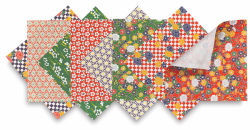 Folk Art Assortment, Pkg of 16