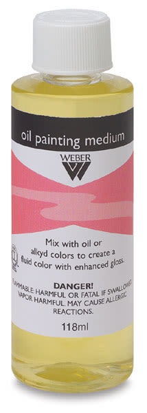 Weber Oil Painting Medium
