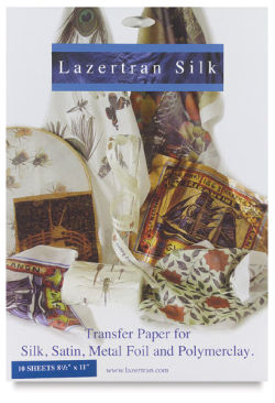 Lazertran Silk, Pkg of 10