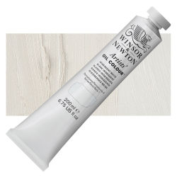 Winsor & Newton Artists' Oil Color - Iridescent White, 200 ml tube