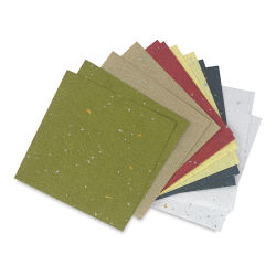 Aitoh Double Sided Solid Origami Paper 36/Pack 5.875 by 5.875-Inch | 250x250