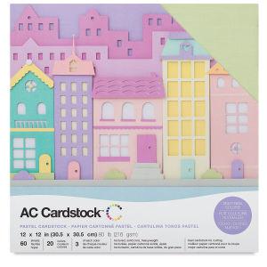 Cardstock-Pastel Colors