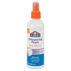 Elmer's Disappearing Purple Spray Adhesive - 8 oz