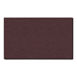 Ghent PremaTak Tackboard - 4 ft x 8 ft, Berry, Vinyl, Wrapped Edge