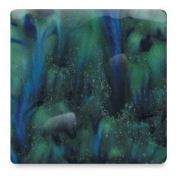 Mayco Jungle Gems Crystal Glaze - Blue Azure, Pint