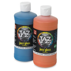 JAZZ GLOSS TEMPERA/6/PK 8OZ PRIM