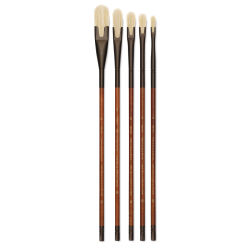 Chelsea Classical Studio Nuovo Brush System - Filbert Brushes