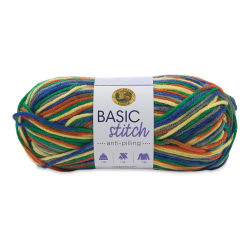 Lion Brand Basic Stitch Anti-Pilling Yarn - Robinwood, 185 yds