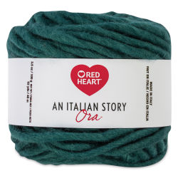 Red Heart An Italian Story Ora Yarn - Foresta